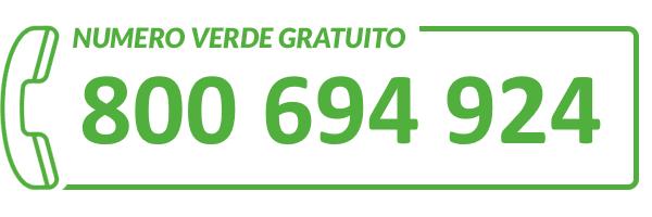 Rinascimento Bergamo Numero verde